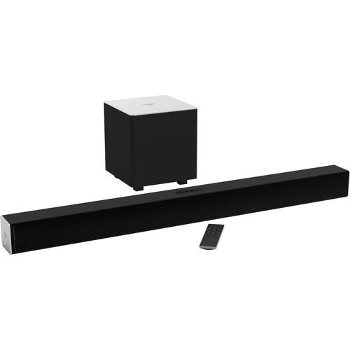 VIZIO 2.1 Sound Bar Speaker - Wall Mountable, Table Mountable, Stand