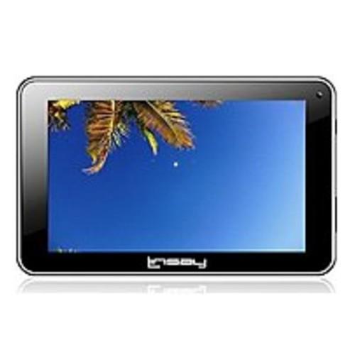 Linsay F-7HD4CORE Tablet PC - Cortex A9 1.3 GHz Quad-Core Processor - 1 GB DDR3 RAM - 8 GB Hard Driv