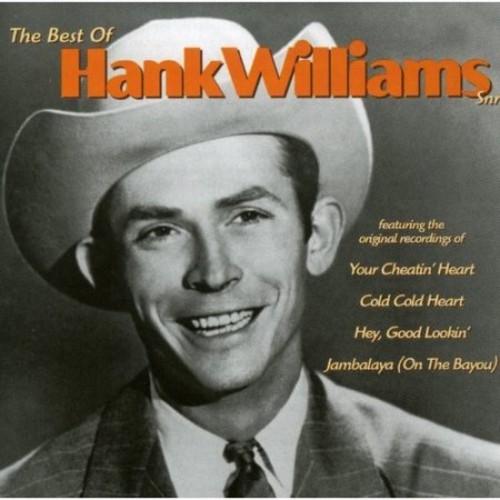 The Best of Hank Williams [Spectrum] [CD]