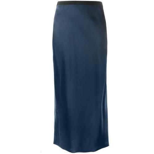 HELMUT LANG Satin Slip Skirt