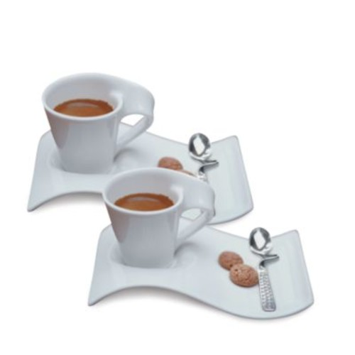 Wave Espresso for Two Set