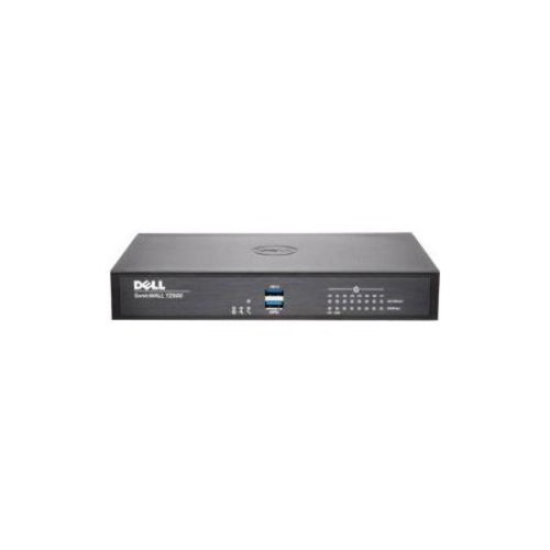Sonicwall Dell SonicWALL TZ500 Wireless-AC - Security appliance - 8 ports - 10Mb LAN, 100Mb LAN, GigE - 802.11a/b/g/n/ac - Dual Band - SonicWALL Secure Upgrade Plus Program (2 years option)
