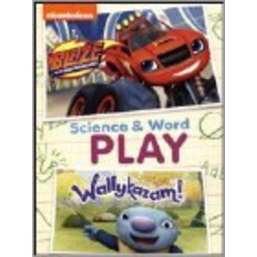 Wallykazam! (DVD)