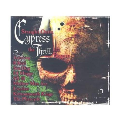 Cypress Thrill CD (2004)