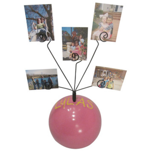 Metrotex Designs Girly Chic LYLAS-Love You Like A Sister Texting Table Photo Bubble