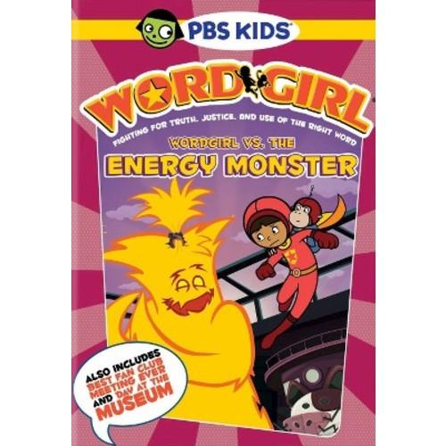 WordGirl: WordGirl vs. the Energy Monster (dvd_video)