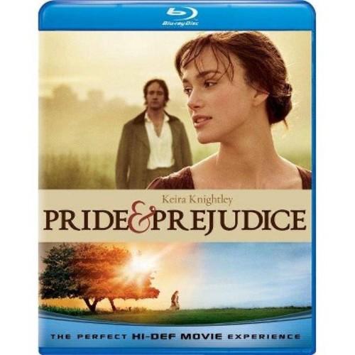 Pride & Prejudice (Blu-ray)