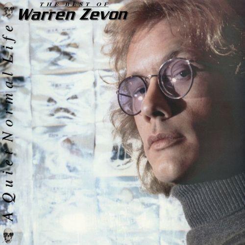 Quiet Normal Life: The Best of Warren Zevon [LP] - VINYL