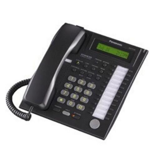 Panasonic KX-T7731 Phone Black by Panasonic