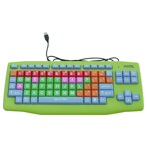 Plugable Plugable USB Kids Keyboard