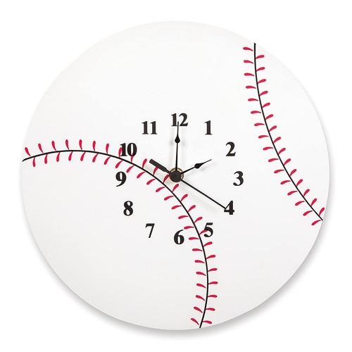 Trend Lab Baseball Wall Clock [Baseball]