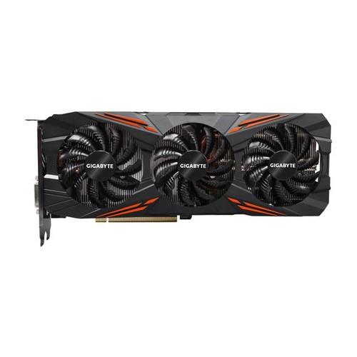 GIGABYTE GeForce GTX 1070 DirectX 12 GV-N1070G1 GAMING-8GD R2 8GB 256-Bit GDDR5 PCI Express 3.0 x16 SLI Support ATX Video Card