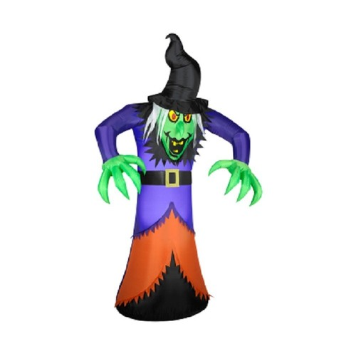 Airblown Inflatables Animated Witch