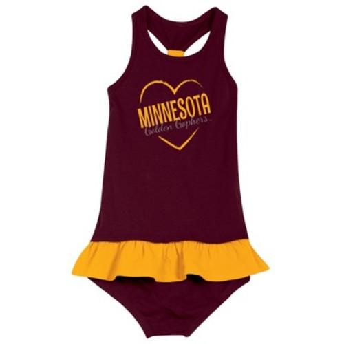 Minnesota Golden Gophers After Her Heart Toddler Dress
