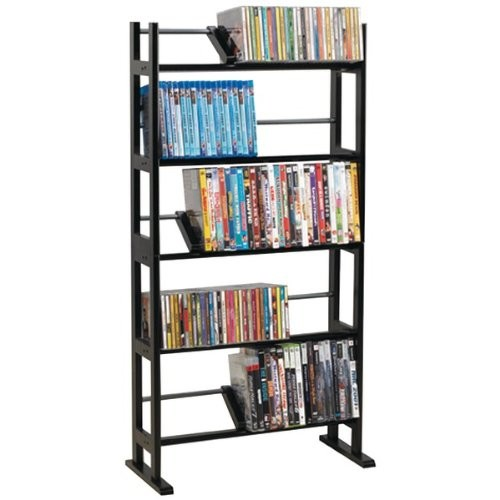 Atlantic 35535601 Element 230CD Media Rack [Espresso]