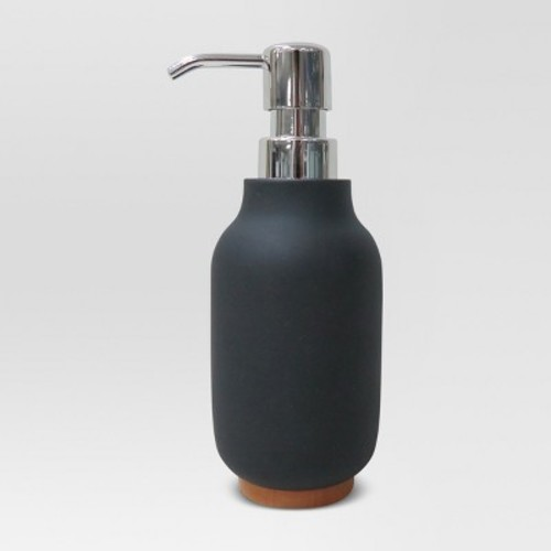 Resin Soap and lotion Dispenser Black - Project 62