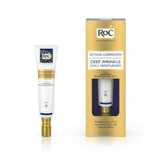RoC, Retinol Correxion, Deep Wrinkle Daily Moisturizer, SPF 30, 1 fl oz [1]