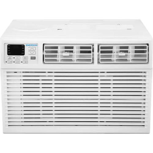 Emerson Quiet Kool 12,000 BTU 115V Window Air Conditioner with Remote Control