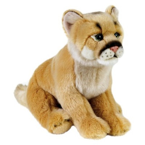 Lelly National Geographic Mountain Lion Hand Puppet