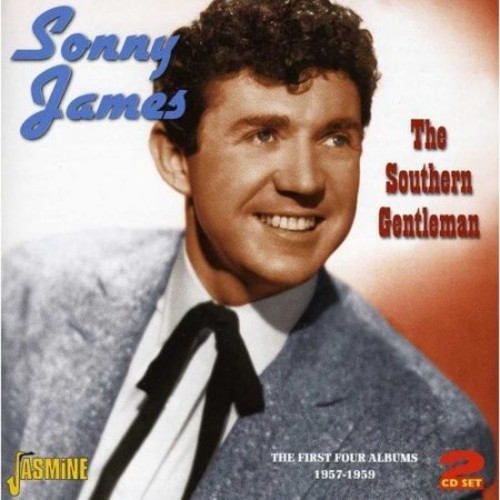 The Southern Gentleman: The First Four Albums 1957-1959 [CD]