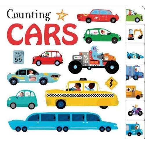 Counting Cars (Hardcover) (Roger Priddy)