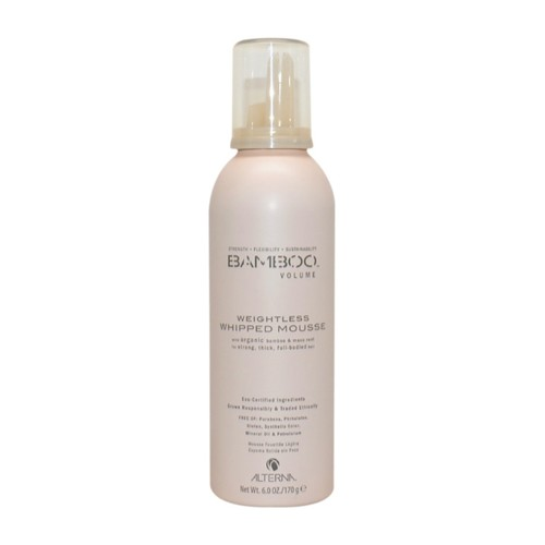 Alterna Bamboo Volume Weightless Whipped Mousse by for Unisex - 6 oz Mousse