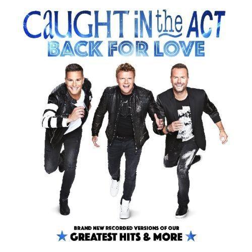 Back for Love [CD]
