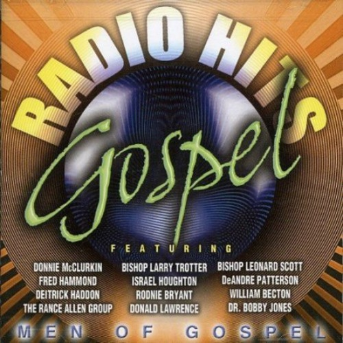 Gospel Radio Hits: men Of Gospel CD