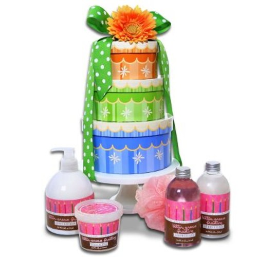 Alder Creek Gift Baskets Happy Birthday Spa Wishes (FG05546)
