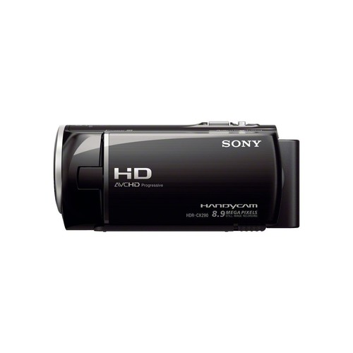 Sony HDR-CX290/B High Definition Handycam Camcorder with 2.7-Inch LCD (Black) (Discontinued by Manufacturer)