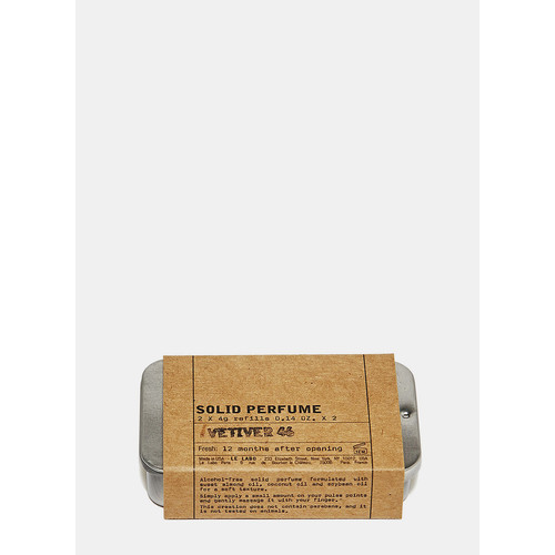 Vetiver 46 Solid Perfume Refill Kit