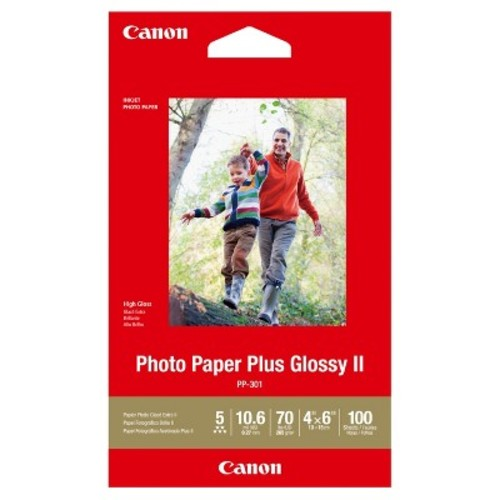 Canon PP-301 Glossy Photo Paper (4x6