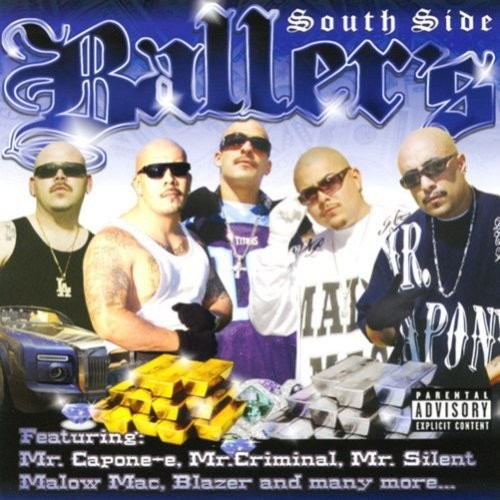 South Side Ballers [CD] [PA]