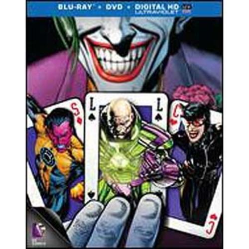 Necessary Evil: Villains of DC Comics [2 Discs] [Blu-ray]