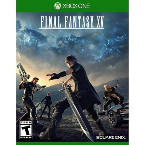Final Fantasy XV PRE-OWNED Xbox One