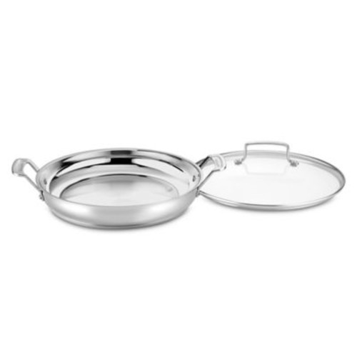 Cuisinart Chef's Classic Pro Stainless Steel 12-Inch Everyday Pan