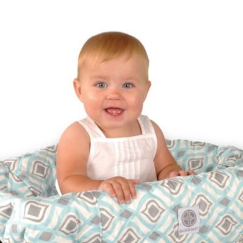 Balboa Baby Shopping Cart and High Chair Cover in Boheme