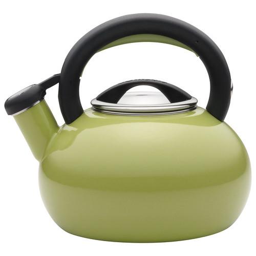 Circulon - Sunrise 2-Quart Tea Kettle - Green