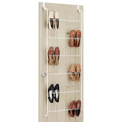 Essential Home 18-Pair Shoe Organizer