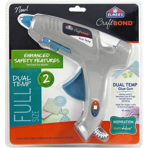 Elmer's CraftBond Dual-Temp Glue Gun