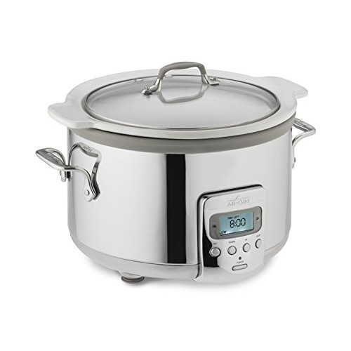 All-Clad Slow Cooker, 4 qt.