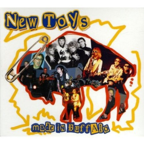 Toys: Made in Buffalo By Kevin K (Audio CD)