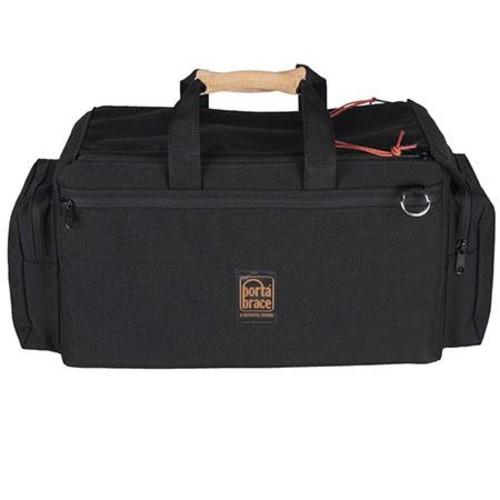 Porta Brace CAR-2CAM Camera Edition Cargo Case, Black CAR-2CAM