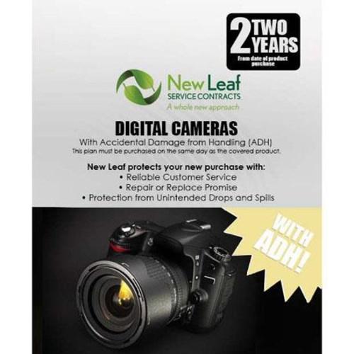Leaf 2 Year Drops & Spills Extra Protection, Cameras under $10000 DIA2U10K