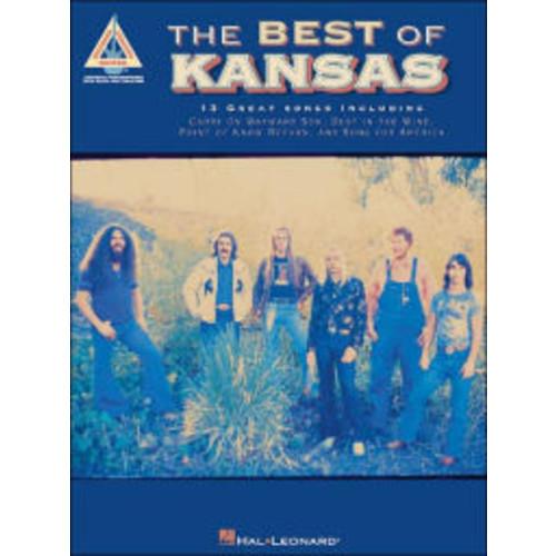 Best of Kansas: (Sheet Music)