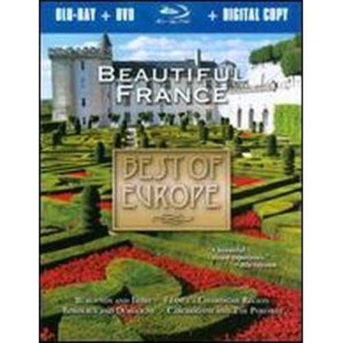 Best Of Europe: Beautiful France [Blu-Ray] [ DVD] [Digital HD]