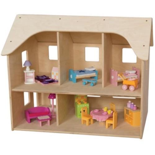 Wood Designs Dollhouse