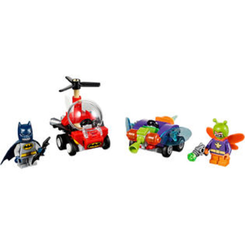 LEGO DC Super Heroes Mighty Micros: Batman(TM) vs. Killer Moth(TM) (76069)