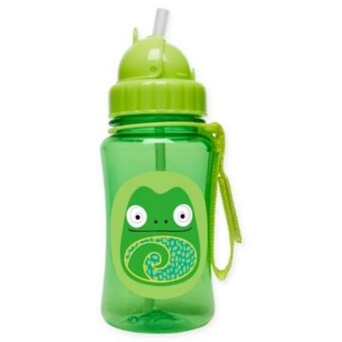 SKIP*HOP Zoo Chameleon Straw Bottle