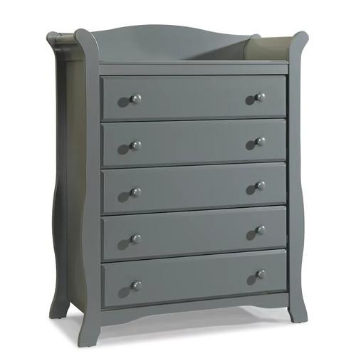 Stork Craft Avalon 5-Drawer Dresser